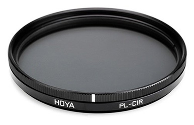 Hoya 86mm Circular Polarizer with CPL Glass Filter