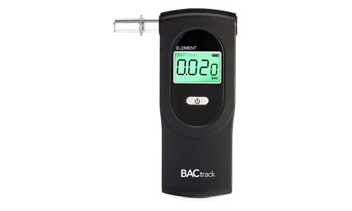 BACtrack presents Element Portable Breathe Alcohol Tester Professional Breathalyzer