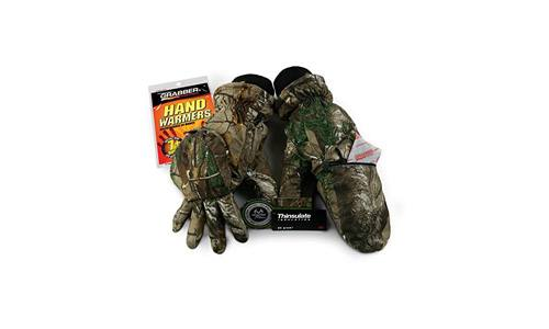 Grabber convertible insulated gloves