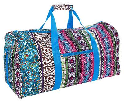 Travel Cheer Gym Duffel Bag 21