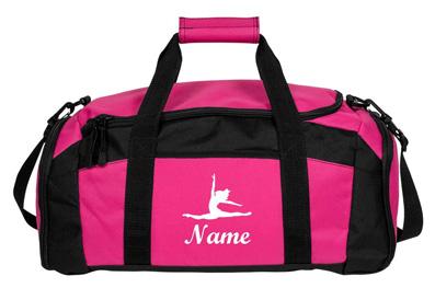 Custom Team Dance Bags: Gym Duffel Bag