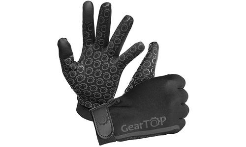 Gear top touch screen thermal gloves