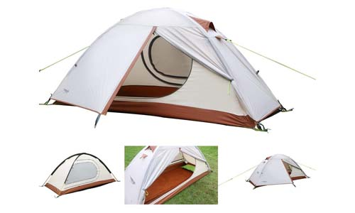 Luxe Tempo Single 1 Person Tent