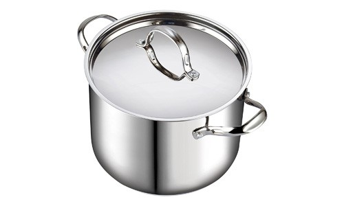COOKS STANDARD presents Classic 12-Quart Stainless Steel Stockpot with Lid