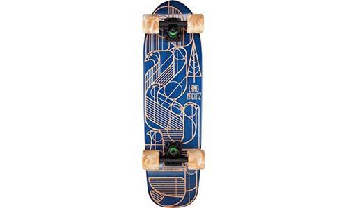 Landyachtz Dinghy Birds Deco Complete Mini Cruiser Longboard Skateboard