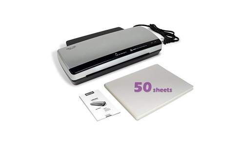 Nuova LM990HC Hot & Cold Laminator Bundle
