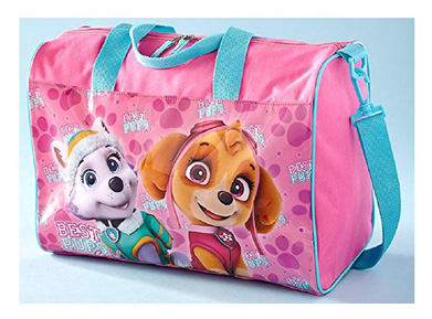 Licensed Overnight Bags (Paw Patrol Girl)