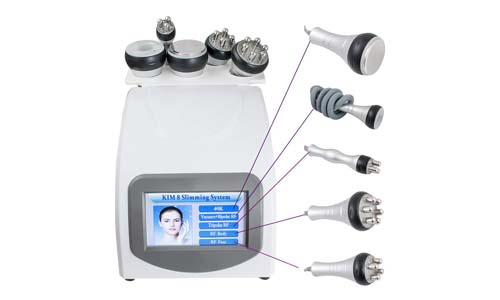 5 in 1 40K RF Slim Vacuum Spa Beauty Instrument Treatment by Funwill
