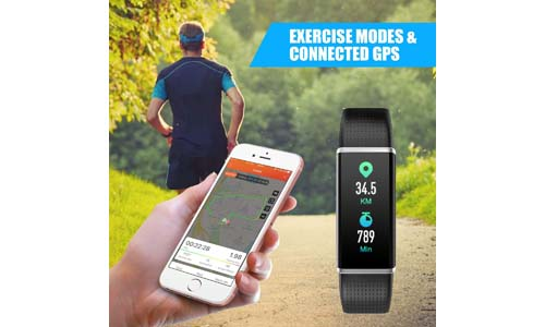 LETS COME Fitness Tracker.