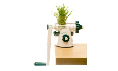 The Original Healthy Juicer (Lexen GP27) - Manual Wheatgrass Juicer