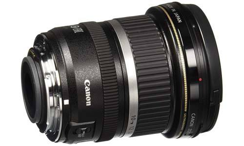 Canon EF-S 10-22mm f / 3.5-4.5