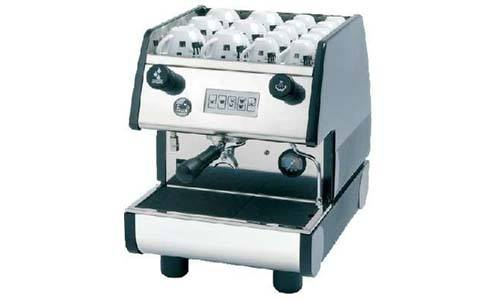 The La Pavoni PUB 1V-B 1 Electronic programmable Espresso Machine