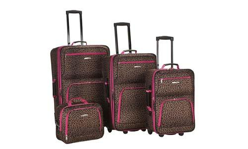 Rockland Luggage 4 piece luggage