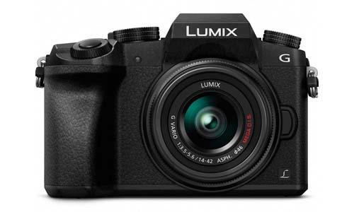 PANASONIC LUMIX G7 4K 14-42mm Mirrorless Camera