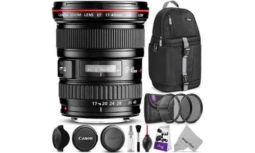 Canon EF 17-40mm F / 4L