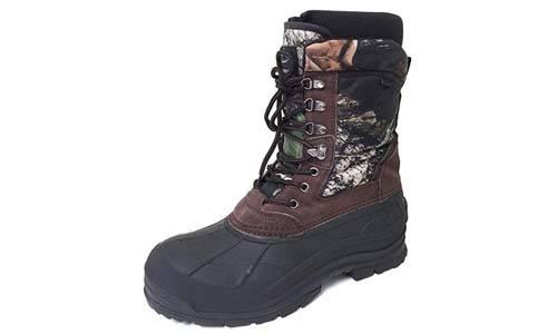 G4U-T A10SB Men's Winter Boots Cold Weather 10