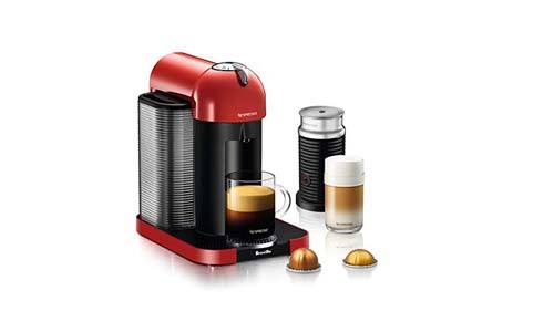 The Nespresso Espresso Machine