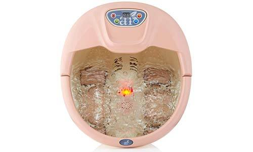 Artnaturals Heat Foot Spa Massager