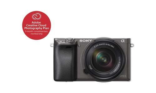 Sony Alpha a6000 ILCE-6000L/H Mirrorless Digital Camera