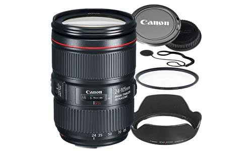 Top 10 Best Canon Full Frame Lenses in 2019
