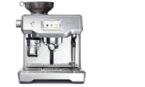 The Breville BES990 Fully Automatic Espresso Machine