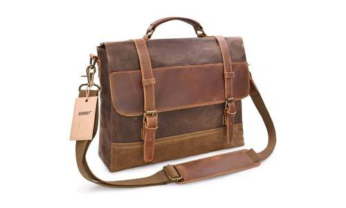 NEWHEY Mens Messenger Bag