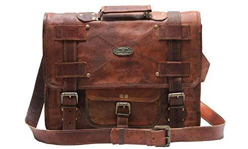 Top 10 Best Leather Messenger Bags in 2019