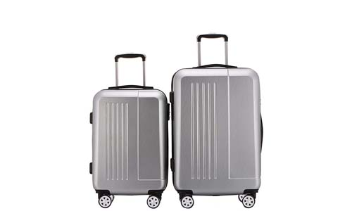 Fochier Luggage 2 Piece Set