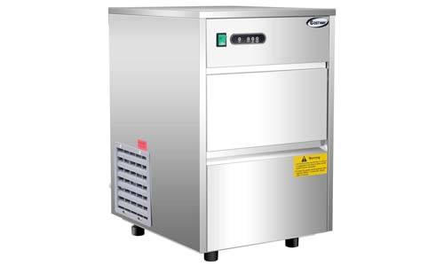Northair HZB-12/SA Portable Ice Maker Machine Counter Top with 26lbs Daily Capacity Stainless Steel Colorful (Copper)