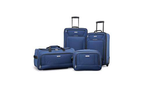 American Tourister Fieldbrook XLT 4pc Set