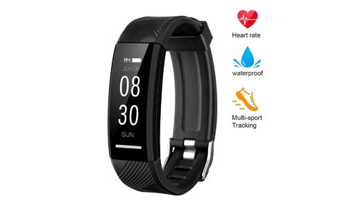 Top 10 Best Fitness Tracker With Heart Rate Monitor in 2019