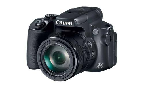 Canon Powershot SX70 20.3MP