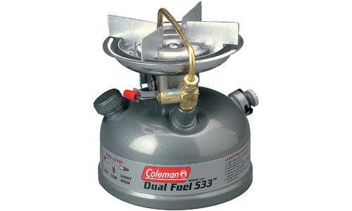 Coleman Sportster II Dual Fuel 1-Burner Stove