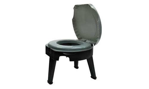 Reliance Products Collapsible Toilet