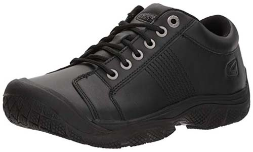 KEEN Utility Guys's PTC Oxford Work Shoe