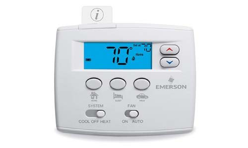 Emerson 1F86EZ-0251 Non-Programmable Thermostat