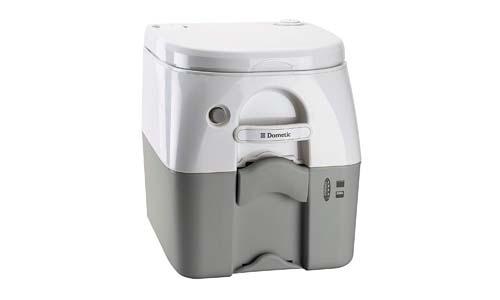 Dometic 301097606 Portable Toilet, Gray