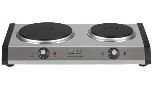 Waring Commercial Double Burner