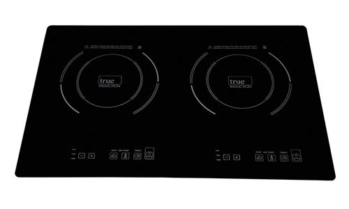 True Induction TI-2B Counter Inset Double Burner