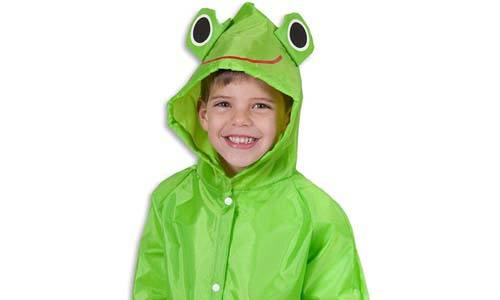 Cloudnine Children's Froggy Raincoat
