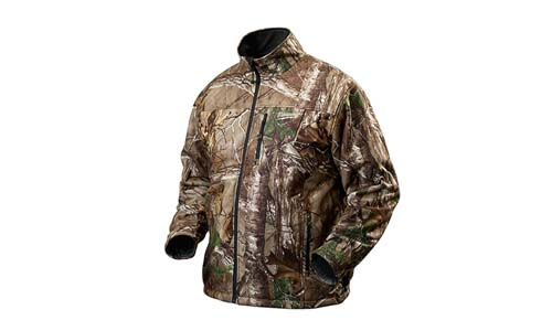 Milwaukee Electric Tool Cordless Camo Jacket