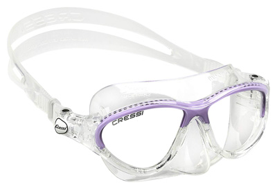 Cressi Moon Kids Swim Goggles