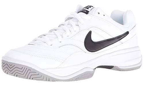 The Nike Men's Court Lite Tennis Shoes