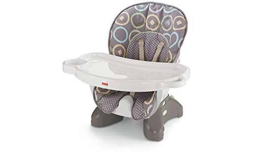 Fisher-Price SpaceSaver High Chair - Luminosity