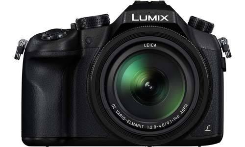 PANASONIC FZ1000 4K point-and-shoot camera