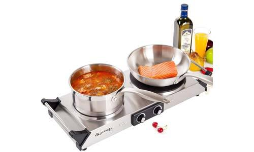 DUXTOP Portable Cooktop Countertop Burner