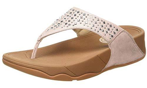 FitFlop Women's Novy Toe Post Flip Flop