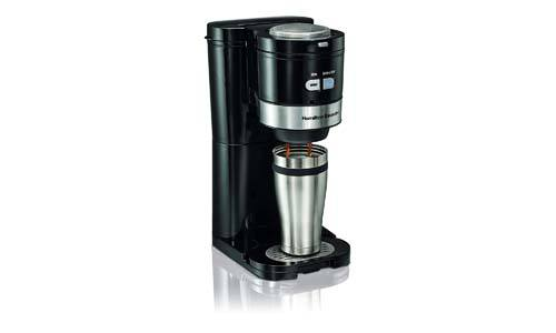 Hamilton Beach Coffee Maker, Grind and Brew
