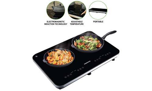 Top 10 Best Portable Electric Stove Double Burner in 2019
