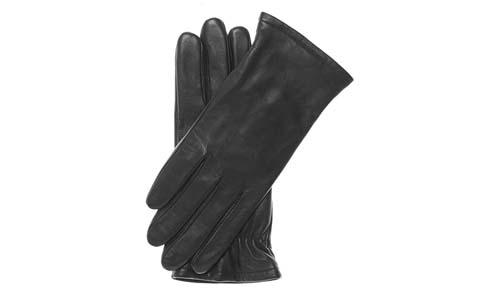 Pratt and Hart Women's Classic Leather Gloves